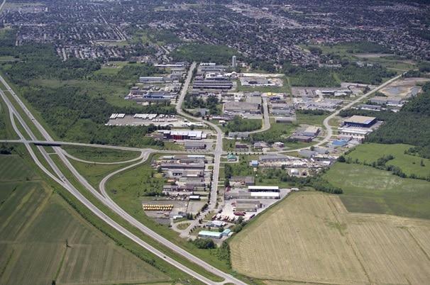 parc industriel chateauguay